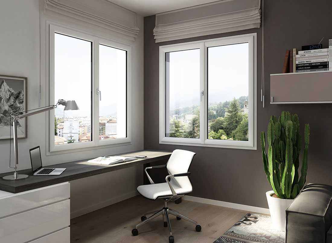 baies vitr es. Black Bedroom Furniture Sets. Home Design Ideas