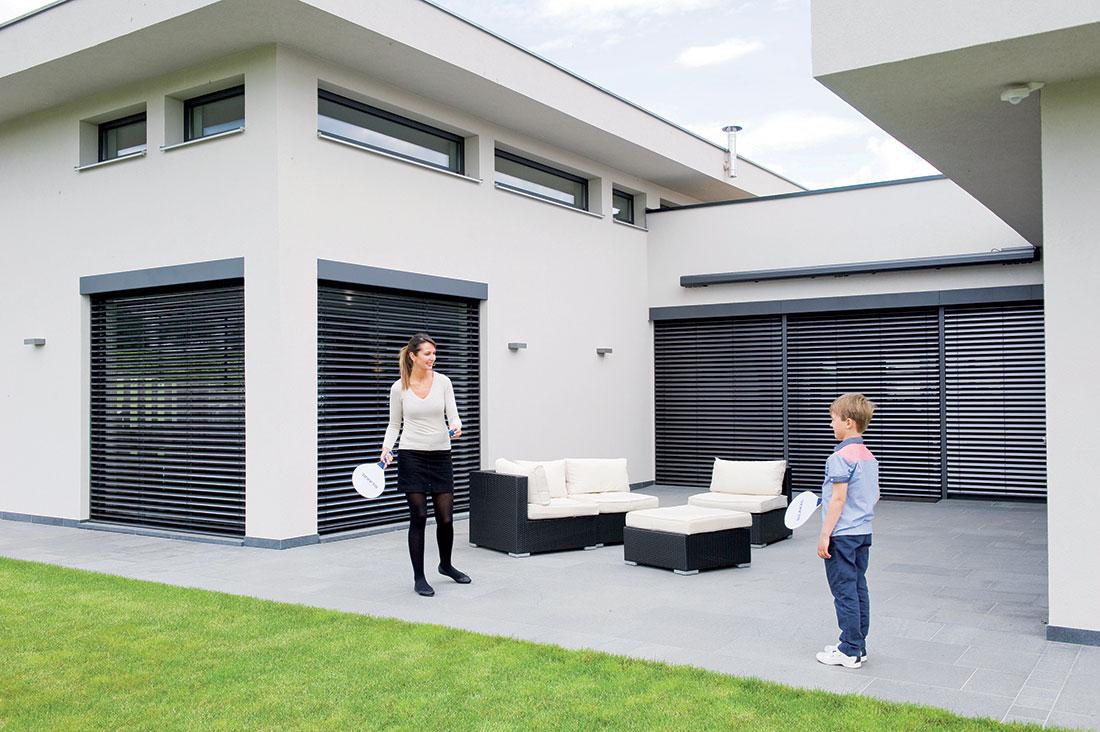 stores volets roulants dsm habitat. Black Bedroom Furniture Sets. Home Design Ideas